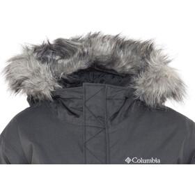 Columbia Snowfield - Chaqueta Niños - negro